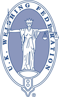 UK Weighing Federation logo