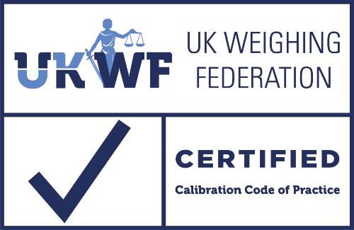 UK Weighing Federation Certified Member logo